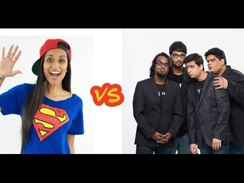 NRI travellers vs Desi travellers feat. IISuperwomanII cloned