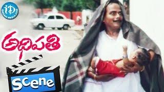 Adhipathi Movie Scenes - Sriram L.B. Comedy Scene || Mohan Babu, Preeti Jhangiani - IDREAMMOVIES