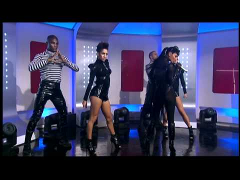 Nicole Scherzinger - Poison (This Morning-LIVE) HD