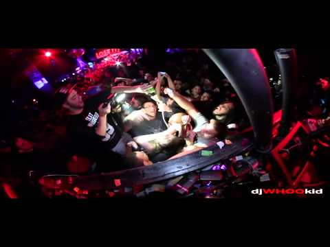 DJ Whoo Kid - DJ Whoo Kid And Waka Flocka Turn Up In NYC  Feat. Waka Flocka