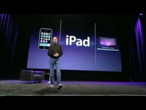 Steve Jobs' Best Video Moments on Stage (Part 2/3)