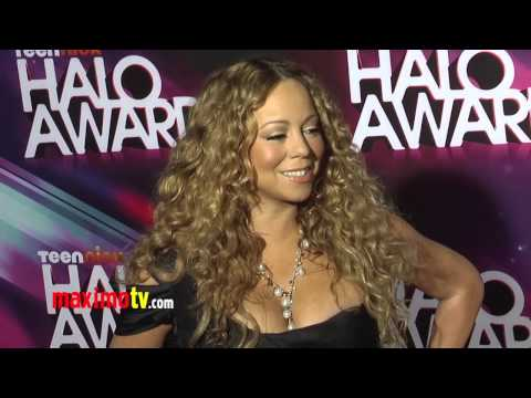 Mariah Carey TeenNick HALO Awards 2012 Arrivals