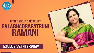 Litterateur & Novelist Balabhadrapatruni Ramani Interview On #Coronavirus | Dil Se With Anjali #189 - IDREAMMOVIES