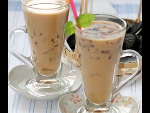 Cách làm trà sữa siêu đơn giản tại nhà