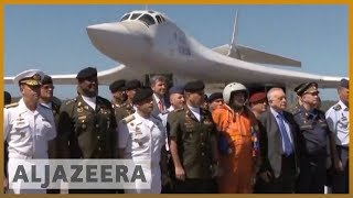 🇻🇪US slams Russia over its joint military exercise with Venezuela | Al Jazeera English - ALJAZEERAENGLISH