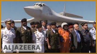 🇻🇪US slams Russia over its joint military exercise with Venezuela | Al Jazeera English - ALJAZEERAENGLISH