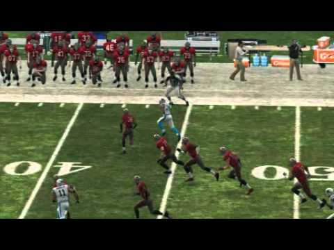 DeAngelo Williams 63 yd rec TD-MCL 11