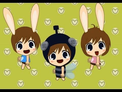 Muffin Songs – Little Peter Rabbit  İngilizce Tekerlemeler ve İngilizce Çocuk Şarkılar