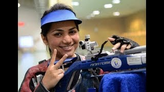 Asian games: Know All About Apurvi Chandela - TIMESOFINDIACHANNEL