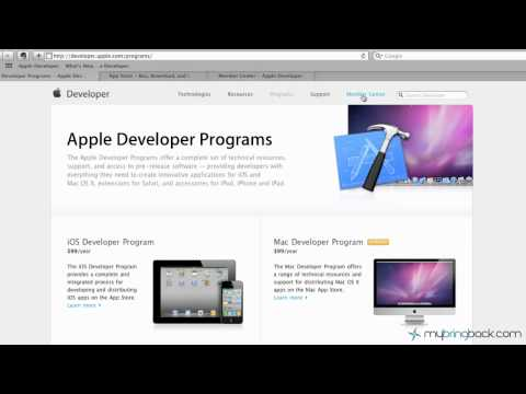 Learn Xcode 4 Tutorial iOS iPad iPhone 1.1 Installing Xcode 4