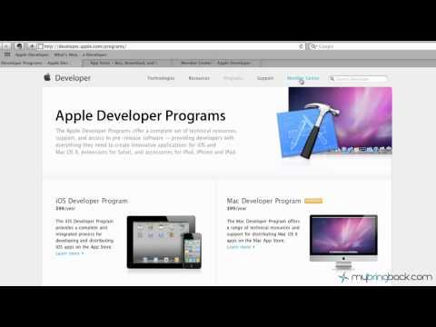 Learn Xcode 4 Tutorial iOS iPad iPhone 1.1 Installing Xcode 4
