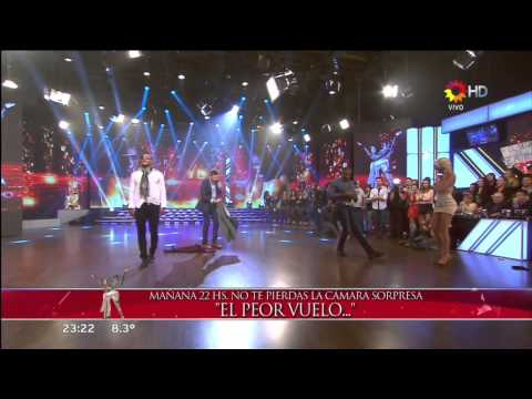 STREEPTEASE DE PELUCHE VS EL NEGRO JOHN EN SHOWMATCH PARTE 2 HD
