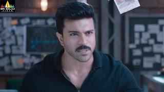 Dhruva Action Trailer | Telugu Latest Trailers 2016 | Ram Charan, Arvind Swamy | Sri Balaji Video - SRIBALAJIMOVIES