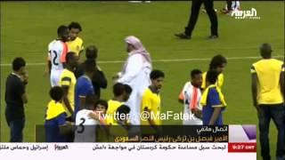 بالفيديو.. رئيس نادي النصر: قرارات لجنة الانضباط انتقائية