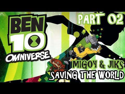 Ben 10: Omniverse (Co-op) Part 02 - Let