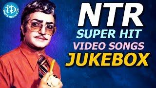 NTR Super Hit Video Songs Jukebox    Nandamuri Taraka Rama Rao 2016 Birthday Special - IDREAMMOVIES