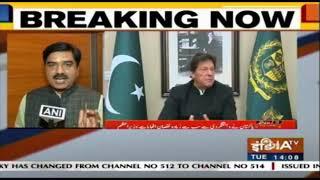 Is Pakistan PM Imran Khan Scared Of PM Modi ? - INDIATV