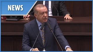 Turkey President Erdogan's speech on Khashoggi killing (ENGLISH) - THESUNNEWSPAPER