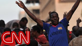 Celebrations in Zimbabwe after Robert Mugabe resigns - CNN