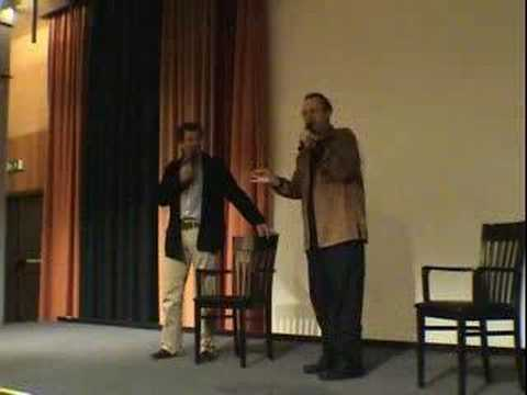 Q&A 2005 Dwight Schultz and Dirk Benedict