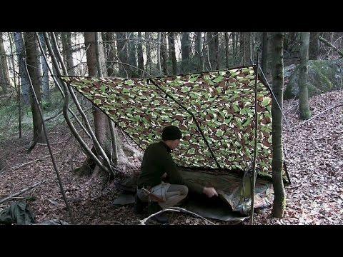 Übernachtung im Waldläufer Lager Viele Tipps & Tricks