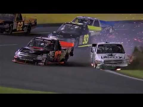 Best NASCAR crashes of 2011