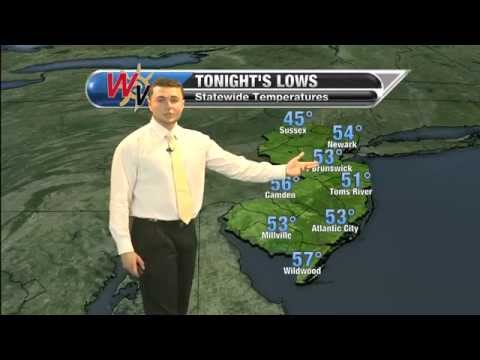 Tuesday, September 16th 2014 Evening Forecast