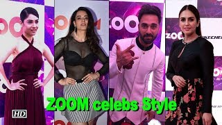 ZOOM celebs Style at the Red Carpet - IANSLIVE