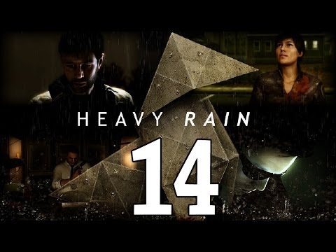 Let's Play Heavy Rain Gameplay German Deutsch Part 14 - Blake das Arschloch
