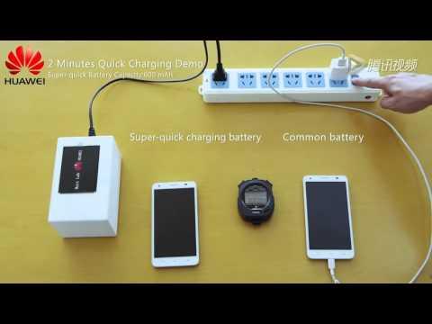 Materiał filmowy z testu superwydajnej baterii