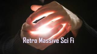 Royalty Free :Retro Massive Sci Fi