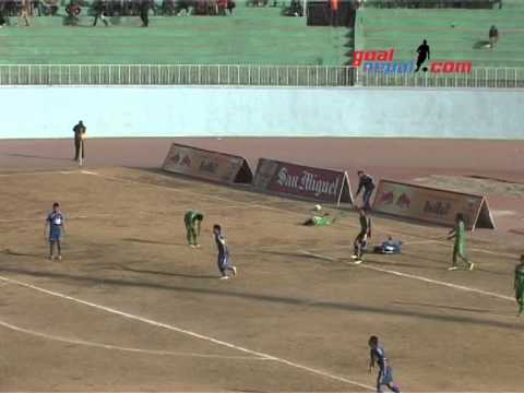 Red Bull A Division League   RCT Vs Nepal Police Club