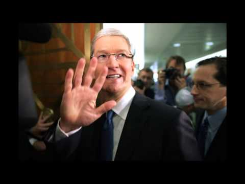 Apple Ceo Tim Cook Defends Apple Tax Policy