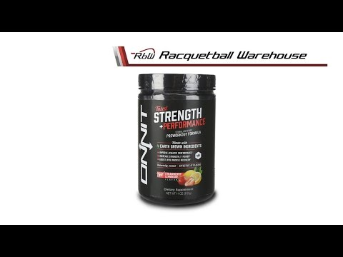 ONNIT Total Strength + Performance Pre-Workout