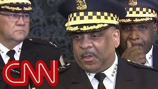 Chicago police slam decision in Jussie Smollett case - CNN