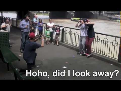 Janoskians - Funniest Moments 2012 April
