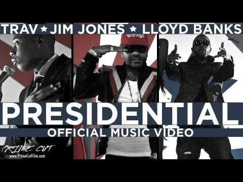 "Trav (G-Unit) Feat. Jim Jones & Lloyd Banks ""Presidential"" Video"