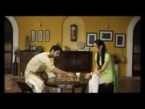 Sanaya Irani and Barun Sobti in Dulux Paints Ad...