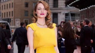See Emma Stone's Best Red Carpet Looks! | POPSUGAR Live! - POPSUGARTV
