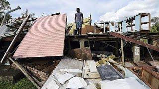 """بدء تقديم المساعدات الدولية لسكان """"فانواتو"""" بعد الإعصار المدمر"""