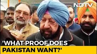 """We'll Pick Up Masood Azhar If You Can't"": Amarinder Singh To Imran Khan - NDTV"