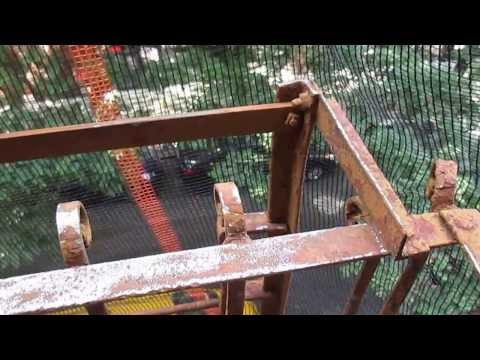 FIRE ESCAPE PAINTING QUEENS NY (917) 254-0960