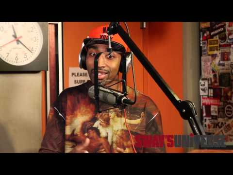 Mysonne - Mysonne Gives Advice To Aspiring Rappers & Freestyles