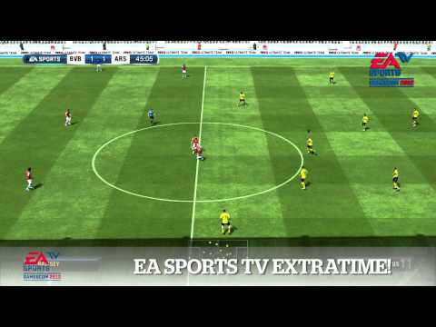 EA SPORTS TV @ Gamescom 2012 Folge 6 (Sonntag)