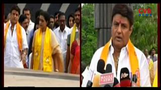 Jr NTR & Kalyan Ram Tweets About Nandamuri Suhasini Political Entry | CVR News - CVRNEWSOFFICIAL