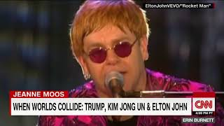 Trump's 'Rocket Man' comment takes off - CNN