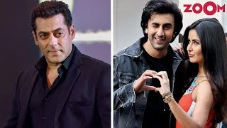 Salman Khan, Ranbir Kapoor And Katrina Kaif To Come Together For The Closing Ceremony Of IPL 2018? - ZOOMDEKHO