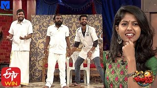 Jigel Jeevan &Masti Mahidhar Team Performance - 14th February 2020 - Extra Jabardasth - Jeevan, - MALLEMALATV