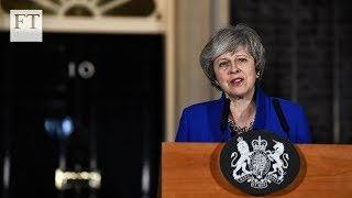 Theresa May survives Labour no-confidence vote - FINANCIALTIMESVIDEOS