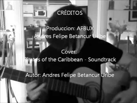 NO-X AFBUX Pirates of the caribbean - Soundtrack - Cover (Piratas del Caribe)